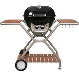 Barbecue 2 gas Montreux 570 G Nero Outdoorchef